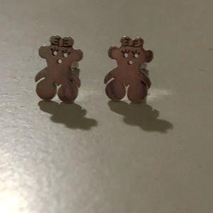 Tous bear earrings!
